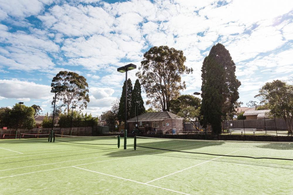 St Dominic's Tennis Club