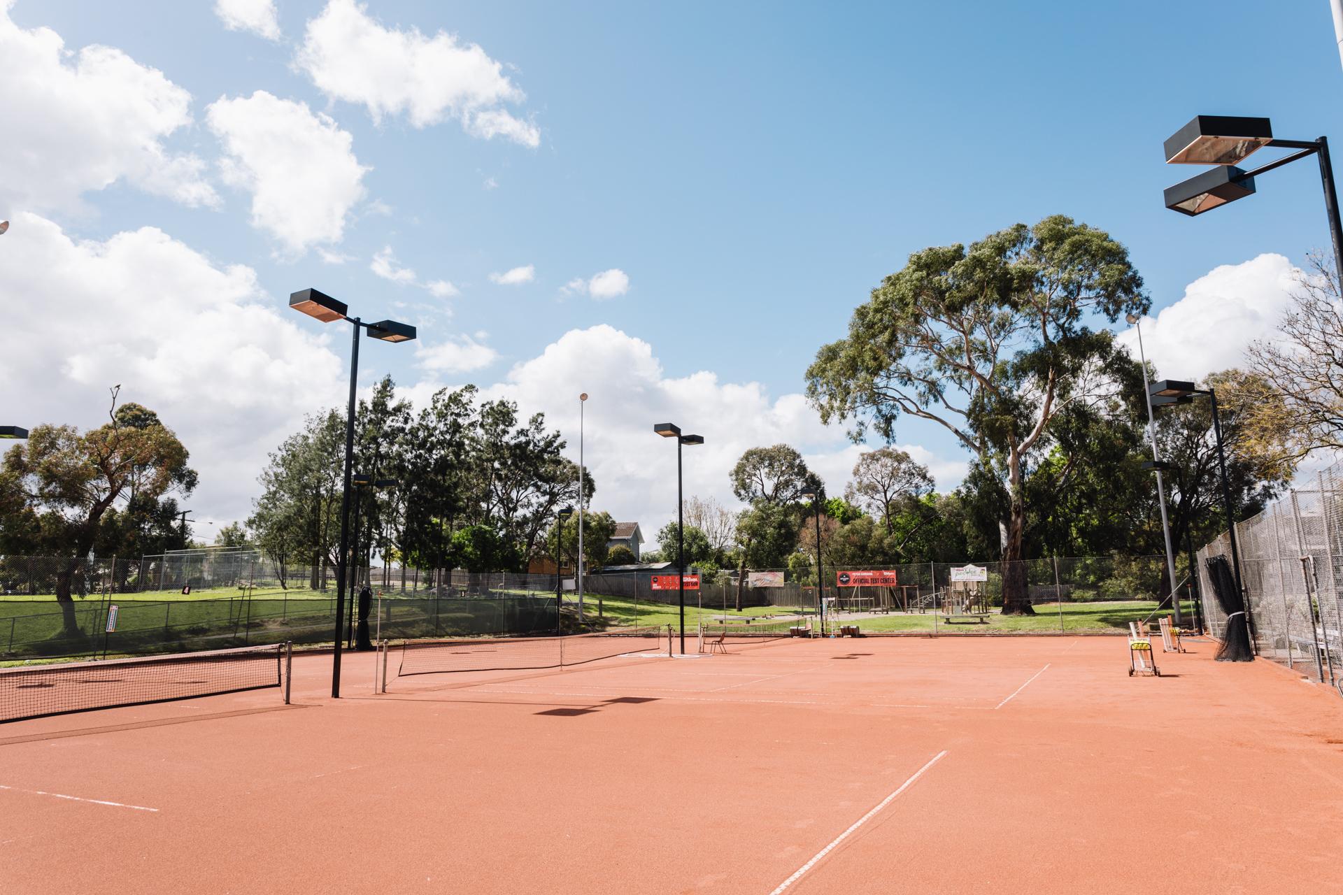 Nunawading Tennis Club