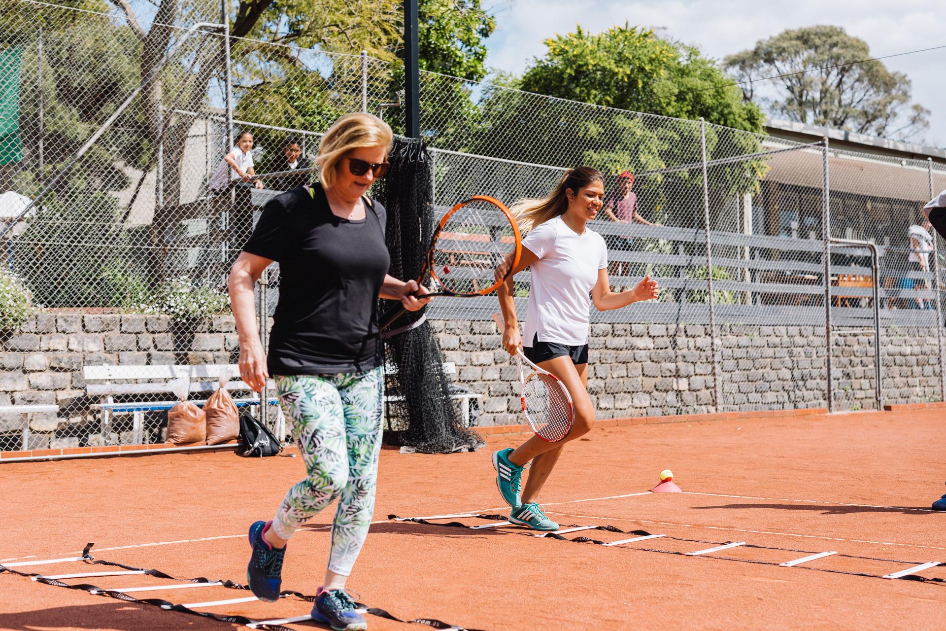 Fitbit Cardio Tennis